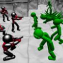 战斗模拟器:僵尸 火柴人