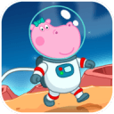 河马宇航员:太空探险