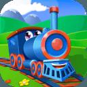 火车为孩子