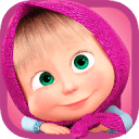 Masha and the Bear. Games & Activities