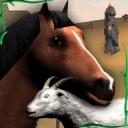 马模拟器3D - 任务山羊
