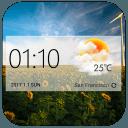 OP Clock & Weather Widget