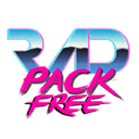 Rad Pack Free - 80's Theme
