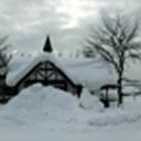 雪花飘零动态壁纸