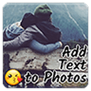 Add Text to Photo App