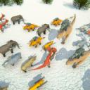 野兽动物王国战斗模拟器: 史诗般的战役