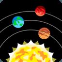 三维太阳系模型:Solar