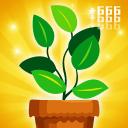 盆栽培植放置游戏