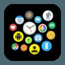 泡泡云挂件和手表启动器:Bubble
