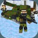 Cube Wars Battlefield Survival