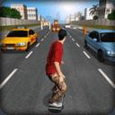 街头滑板3D