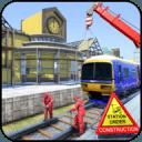 Train Station Virtual Construction Building Games
