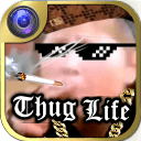 Thug Life Photo Sticker Editor
