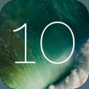 Lock Screen IOS 9 - Phone7