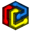 Cube Connect - 3D puzzle game