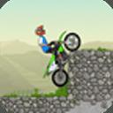 越野摩托车