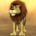 会说话的狮子