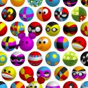 玩具球工厂球