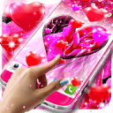 Sweet love live wallpaper