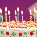 祝你生日快乐 动态壁纸