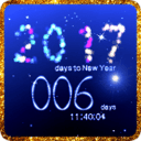 New Years Live Wallpaper Lite