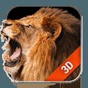 3D Live Wallpaper Lion Free