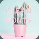 字體為FlipFont,酷字體文本免費