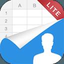 联系方式 Contacts<->Excel Lite