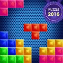 Quadris (Tetris blocks)