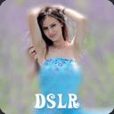 DSLR Camera - Blur Background