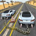 链式汽车不可能的特技3D - 汽车游戏2018年