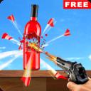 靶 瓶子 射击 3D 狙击兵