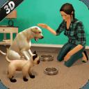 虚拟狗宠物猫家冒险家庭宠物游戏