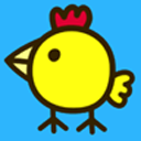 快乐小鸡-小猪佩奇最喜欢玩的游戏