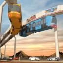 高架列车驾驶模拟器:天空电车司机
