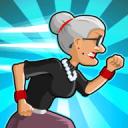 憤怒的老奶奶跑酷