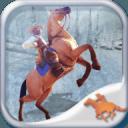 骑马冒险:赛车模拟器3D