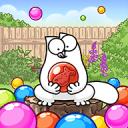 西蒙的貓:泡泡射手