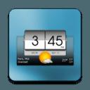 3D翻转时钟插件 3D Flip Clock & World Weather