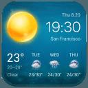 Local Weather Widget &Forecast