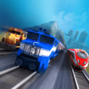 Train Racing Games 3D 2 Player