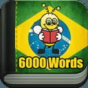 学习巴西葡萄牙语 6000 单词