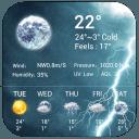 AQI&7-day weather forecast wid