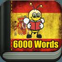 Learn Spanish 6000 Words