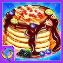 Sweet Pancake Maker - Breakfast Food Cooking Game