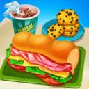 「烹饪吧!」模拟经营美食餐厅游戏