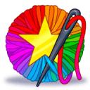 Cross Stitch: Coloring Art