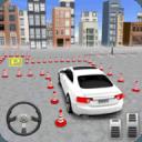 现代 汽车 驾驶 停車處