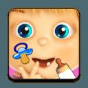 婴儿游戏 - Babsy女孩玩转3D