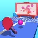 節奏乒乓球